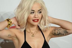 Фотоотчет: Rita Ora в Москве
