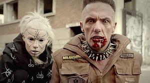 Фотоотчет: Die Antwoord в Москве