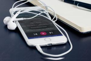 программа для музыки на айфон из вк
